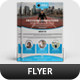 A4 Corporate Flyer Template Vol 53 - GraphicRiver Item for Sale