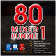 80 Mixed Bundle V1 - GraphicRiver Item for Sale