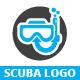 Scuba Logo Template - GraphicRiver Item for Sale