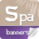 Beauty & Spa Web Banner Templates - GraphicRiver Item for Sale