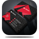 Creative Angle Business Card - GraphicRiver Item for Sale