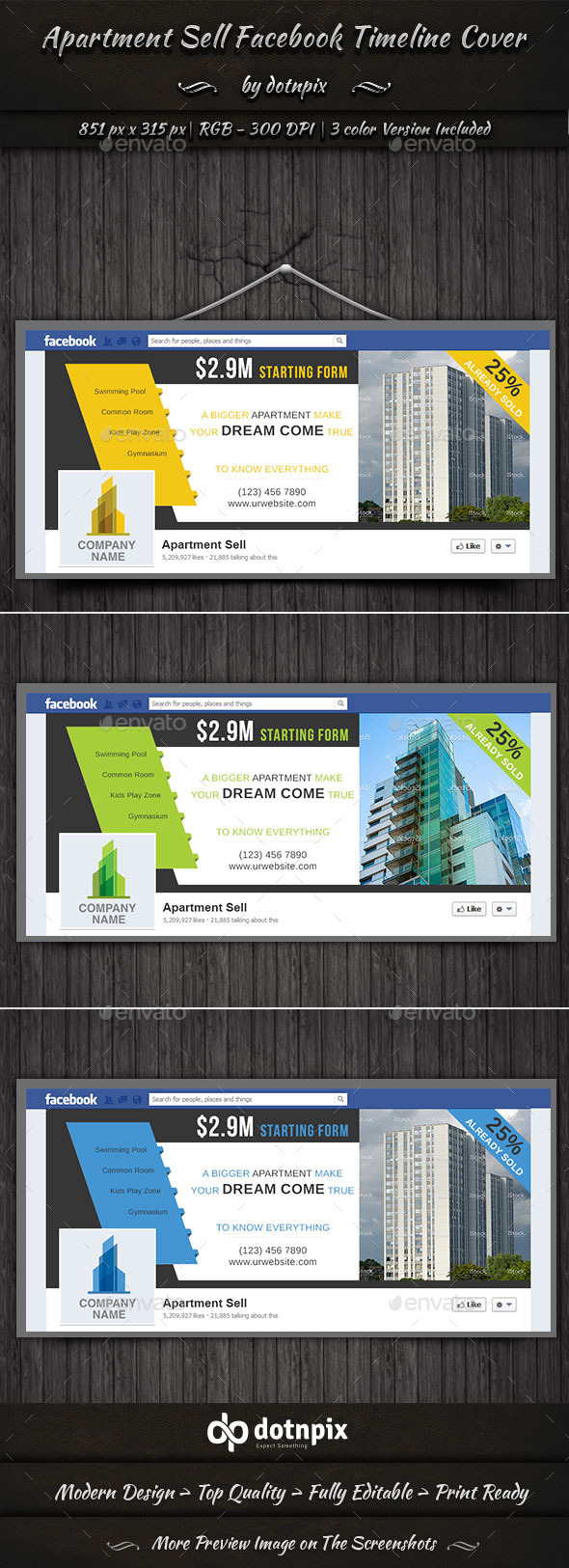 Apartment Sell Facebook Timeline Cover - Facebook Timeline Covers Social Media