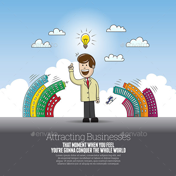 Attracting Business - Concepts Business