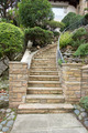 Stone Works Staircase Entrance from the Street - PhotoDune Item for Sale