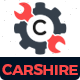 Car Shire || Auto Mechanic & Car Repair  Template Nulled