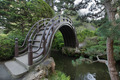 Wooden Bridge at Japanese Garden in San Francisco 2 - PhotoDune Item for Sale