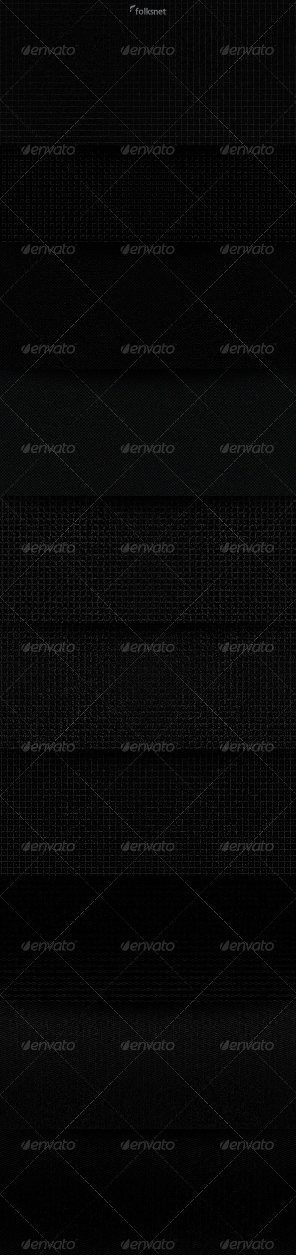Grunge Dark Textures - Industrial / Grunge Textures