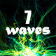 Waves Background  - GraphicRiver Item for Sale