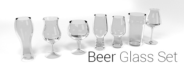Beer Glass Pack
