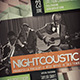 Acoustic Event Flyer / Poster Vol.10 - GraphicRiver Item for Sale