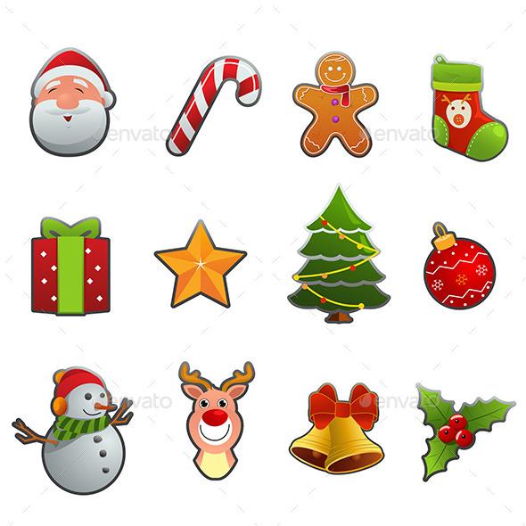 Christmas Icon - Christmas Seasons/Holidays