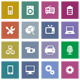 20 technical icons - GraphicRiver Item for Sale