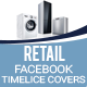 Facebook Timeline Covers - Retail - GraphicRiver Item for Sale
