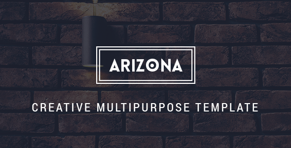 Arizona – Creative Multipurpose Template