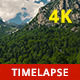 Forests, Mountains and Clouds - VideoHive Item for Sale