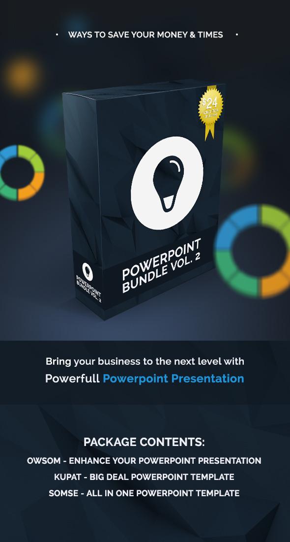 Powerpoint Bundle Vol 2