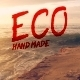 ECO HAND MADE FONT - GraphicRiver Item for Sale
