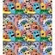 Doodle Monsters Seamless Pattern. - GraphicRiver Item for Sale