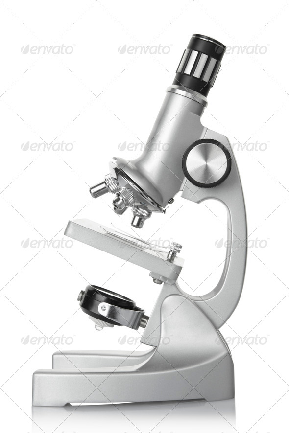 Microscope - Stock Photo - Images