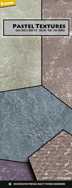 Pastel Texture Pack 30 - Art Textures