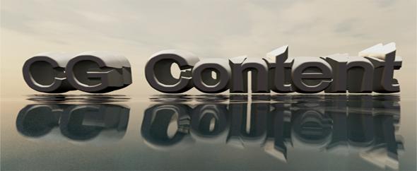 Cgcontent logo