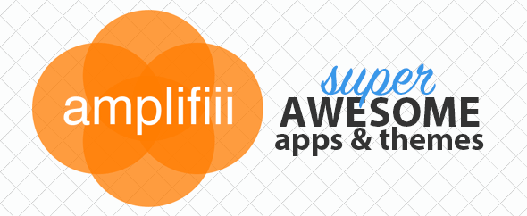 Amplifiii themeforest logo 2