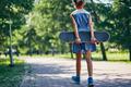 Little skateboarder - PhotoDune Item for Sale
