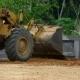 Earthmover Dozer Doing Earthmoving Works Outdoors - VideoHive Item for Sale