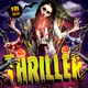 Thriller Halloween - GraphicRiver Item for Sale