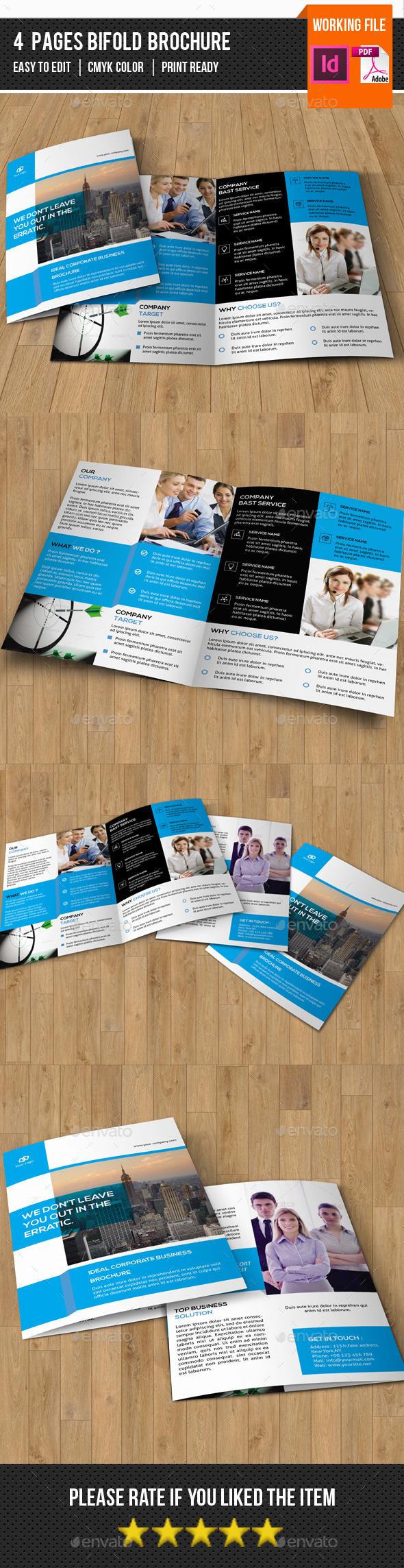 Corporate Bifold Brochure-V290 - Corporate Brochures