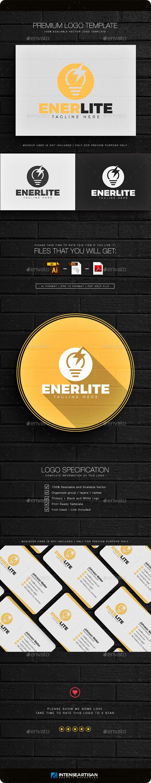 Enerlite Logo - Objects Logo Templates