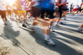 Marathon runners in motion. Running - PhotoDune Item for Sale