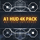 A1 HUD 4K PACK - VideoHive Item for Sale