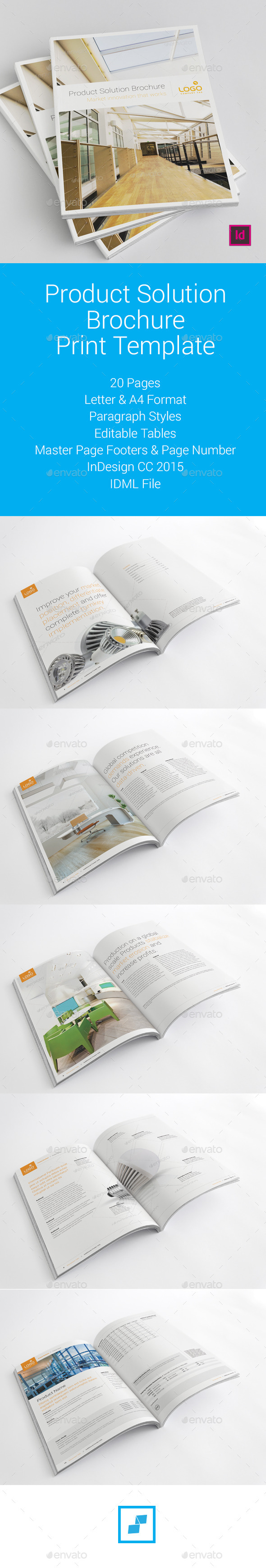 Product Solutions Brochure - Corporate Brochures