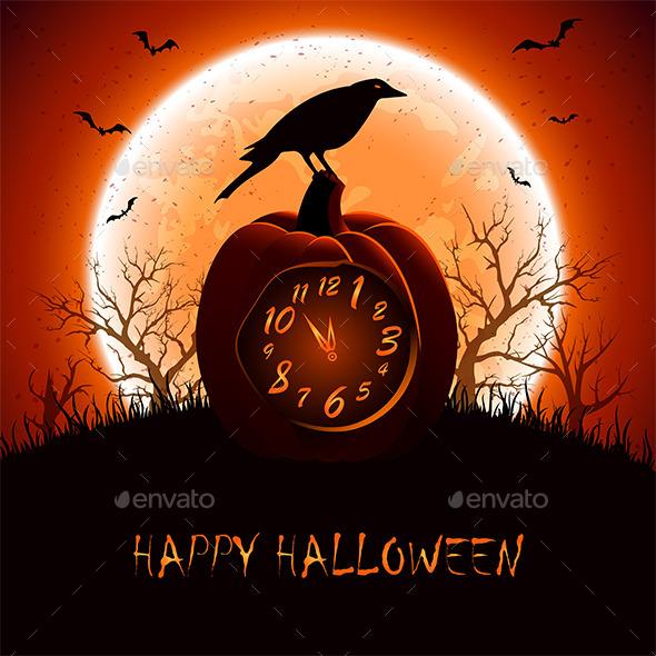 Halloween Time - Halloween Seasons/Holidays