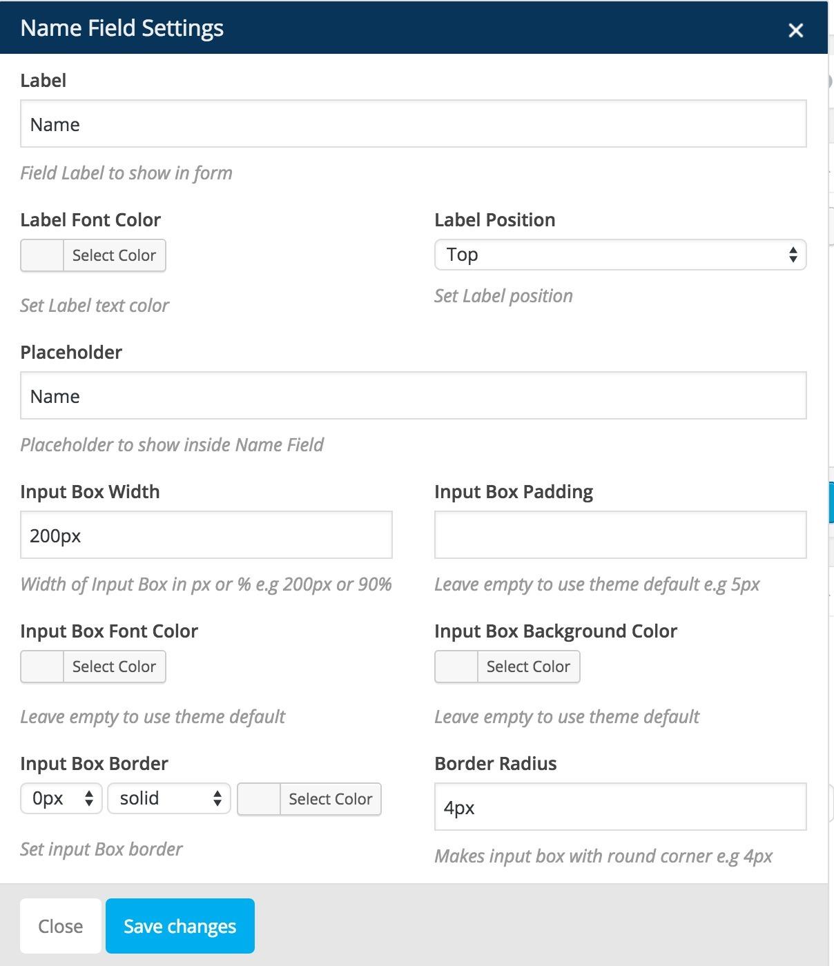 Background image mailchimp - Screeshots Custom Field Settings Jpeg Screeshots Email Field Setting Jpeg Screeshots Example Mailchimp Form Png Screeshots Example Vcmailchimp Form1 Png