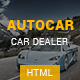 Autocar - Car Dealer Template - ThemeForest Item for Sale