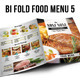 Bi Fold Food Menu - 5 - GraphicRiver Item for Sale