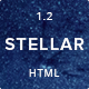 Stellar - Single Page Portfolio with Parallax Nulled