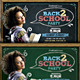 Back to School Party - GraphicRiver Item for Sale