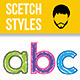 Scribble AI Styles - GraphicRiver Item for Sale