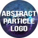 Abstract Particle Logo - VideoHive Item for Sale
