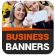 Business Banners v4 - GraphicRiver Item for Sale