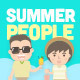 Summer People Mix and Match Vector Pack - GraphicRiver Item for Sale