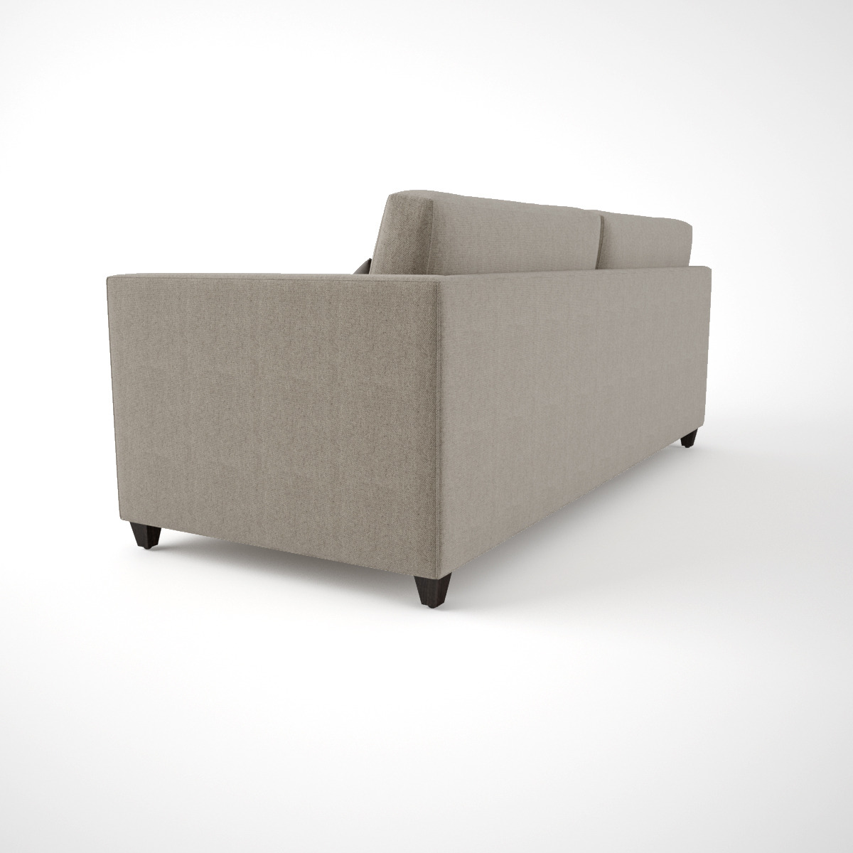 Crate And Barrel Dryden Apartment Sofa By Empotu 3docean