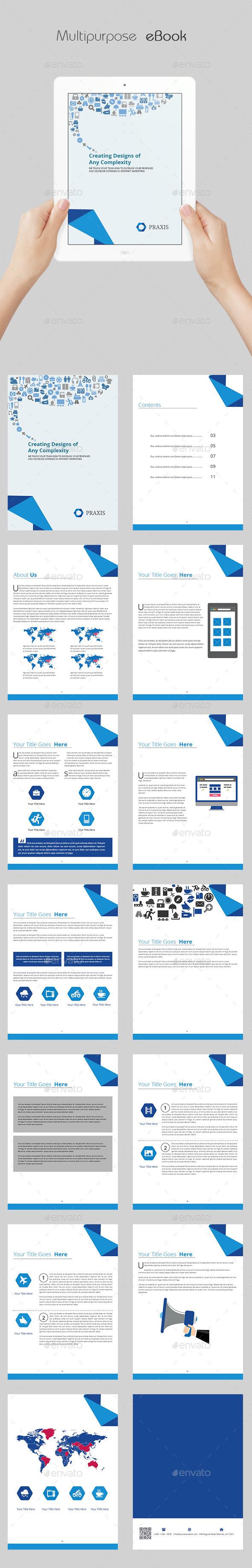 Multipurpose eBook - Digital Books ePublishing