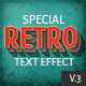 10 Retro Text Effect v.3 - GraphicRiver Item for Sale