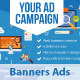 Banners Multipurpose - GraphicRiver Item for Sale