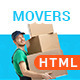 Express Movers - Moving Company HTML Template - ThemeForest Item for Sale