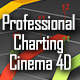 Professional Charting Cinema 4D - VideoHive Item for Sale